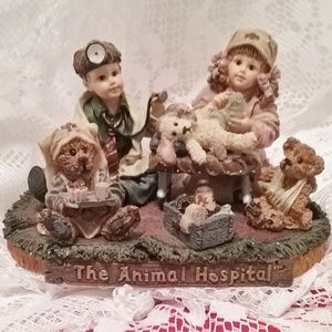Boyds Bears Yestrday's Child Dollstone collection